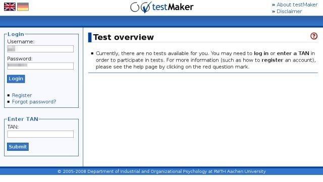 testMaker download   SourceForge net