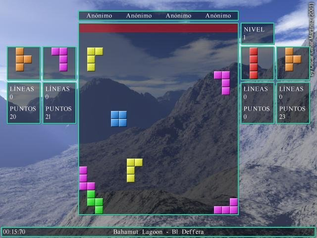 Tetris Unlimited download | SourceForge net