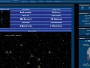 Global Galaxy Map Page