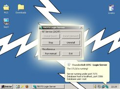 ThunderBolt OTS Login Server Promo