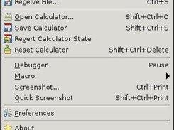 Tilem - TI Linux Emulator download   SourceForge net