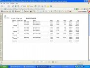 PDF Reports on Invoiced Time