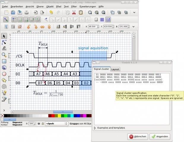 timing diagram editor open source periodic diagrams
