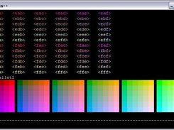 X Term 256 color support