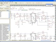 Main schematics page example