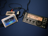 BBB / LCD4 and KX3 transceiver