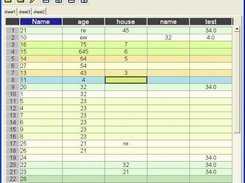 Tkinter Table download   SourceForge net