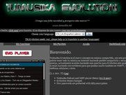 (1.2)Home Page of Evolution