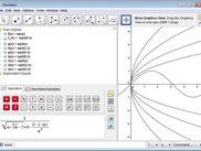 TutorMates Equation Editor embedded in GeoGebra