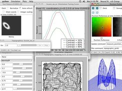 Topographica 0.9.5 on Mac OS X 10.5