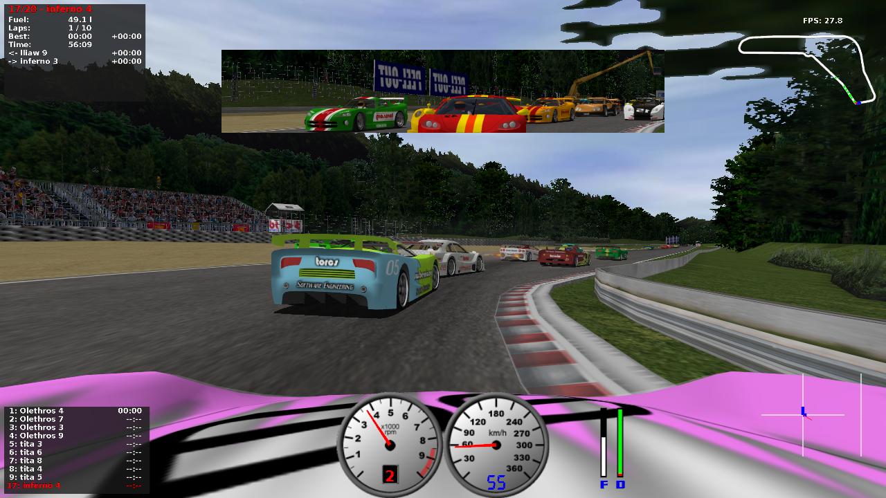 TORCS - The Open Racing Car Simulator download | SourceForge.net