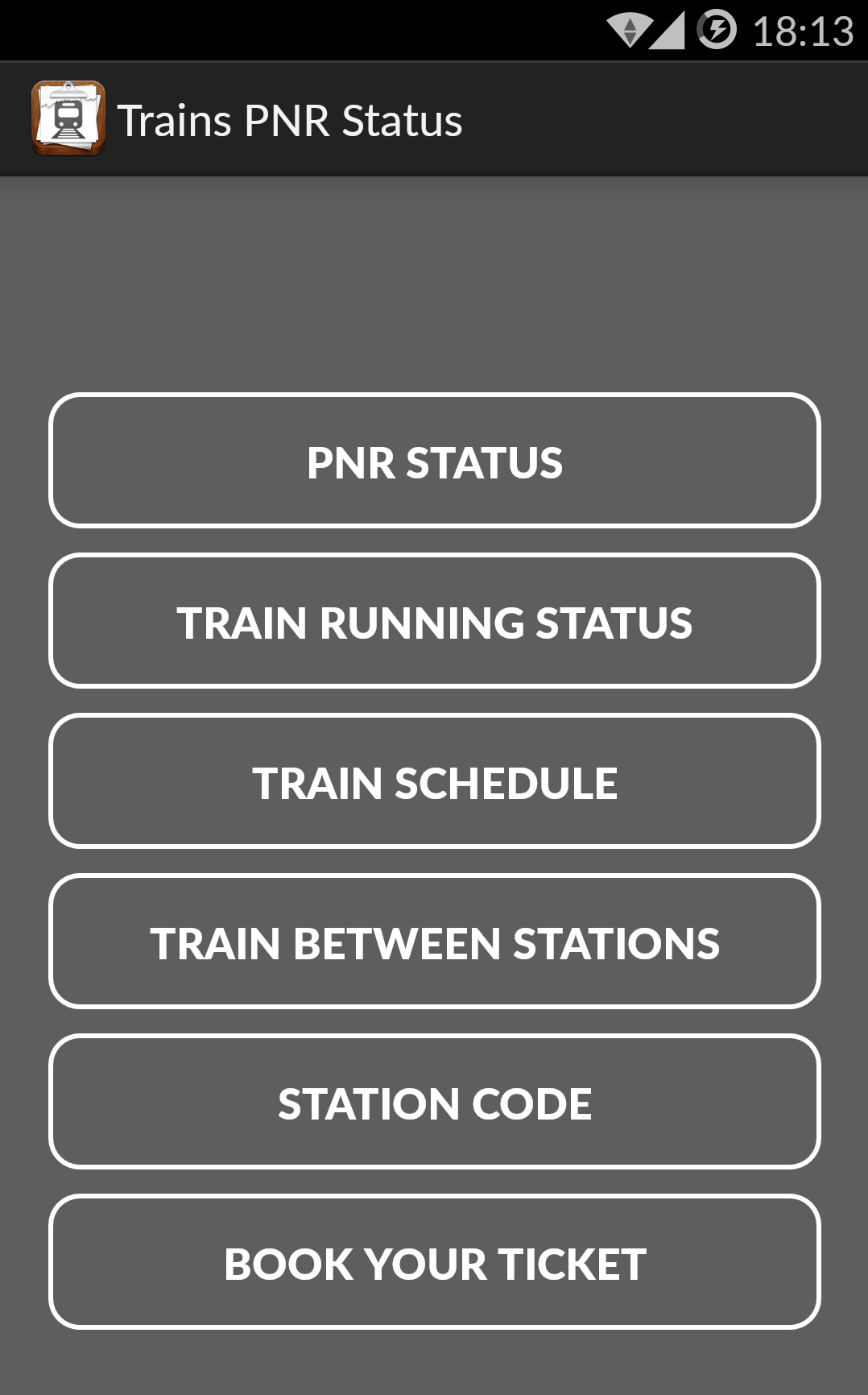 indian railway train number and names pdf