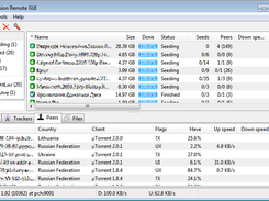 Transmission Remote GUI download | SourceForge net