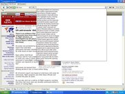 Web Browser of Triap