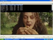 Video Tab of the player (Smeagol gets the one ring )