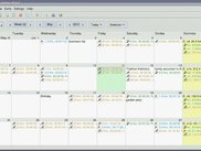 calendar 4-weeks view