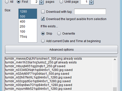 Tumblr Image Downloader download | SourceForge net