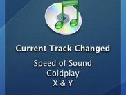A Growl notification for track change, version 0.5.