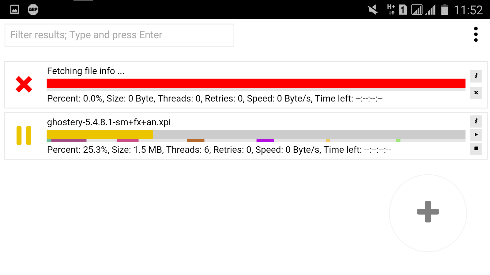 Turbo Download Manager download | SourceForge net