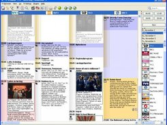 TV-Browser 2.6 main window