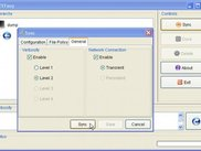 TYFany's Configuration Dialog (General)