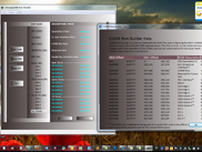 U1MB Rom Builder Main Window