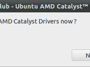 Install new drivers from installation packages.
