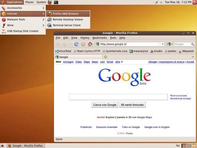 Ubuntu Malware Removal Toolkit download | SourceForge net