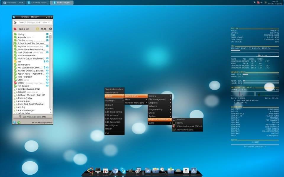 Ubuntu Customisation Remix download | SourceForge net
