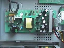 Power supply of the MD24900