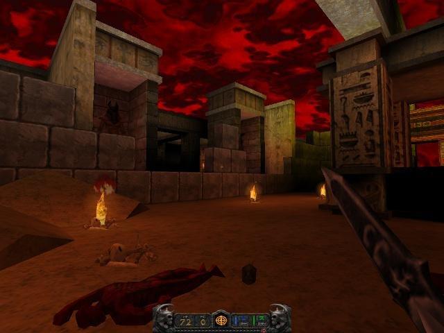 Hexen II: Hammer of Thyrion download   SourceForge net