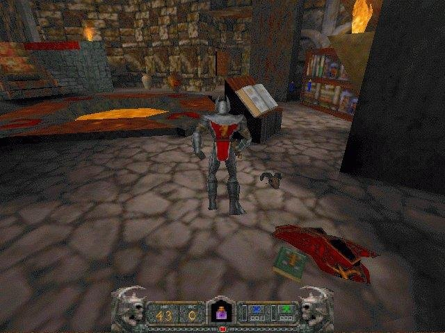 Hexen II: Hammer of Thyrion download | SourceForge net