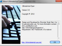 Ultimate Auto Typer download | SourceForge net