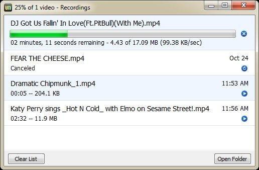 UMPlayer download | SourceForge net