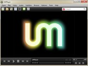 UMPlayer Skinnable User Interface - feature rich yet easy to