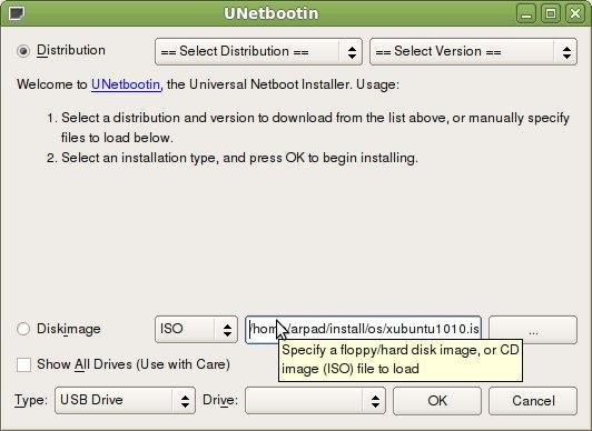 Ultimate boot cd pour linux