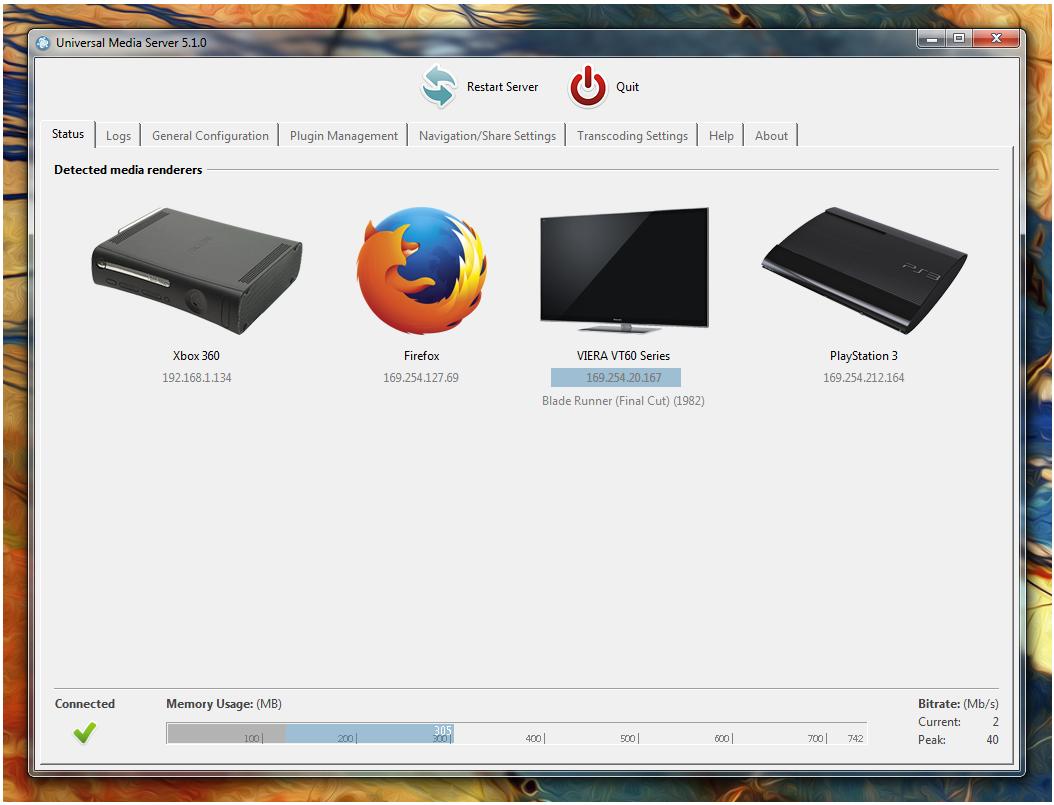 Скачать dlna сервер для mac os x