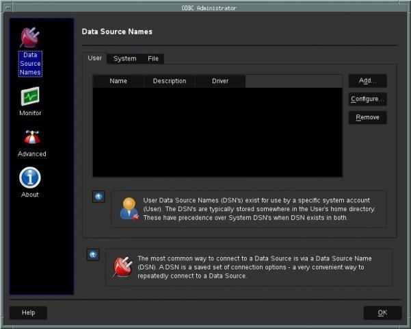 unixODBC-GUI-Qt download | SourceForge net