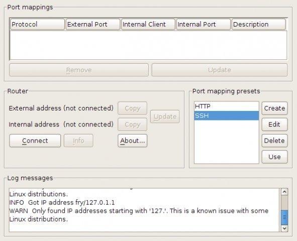 UPnP PortMapper download | SourceForge net