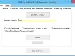 USB File Unhider download | SourceForge net