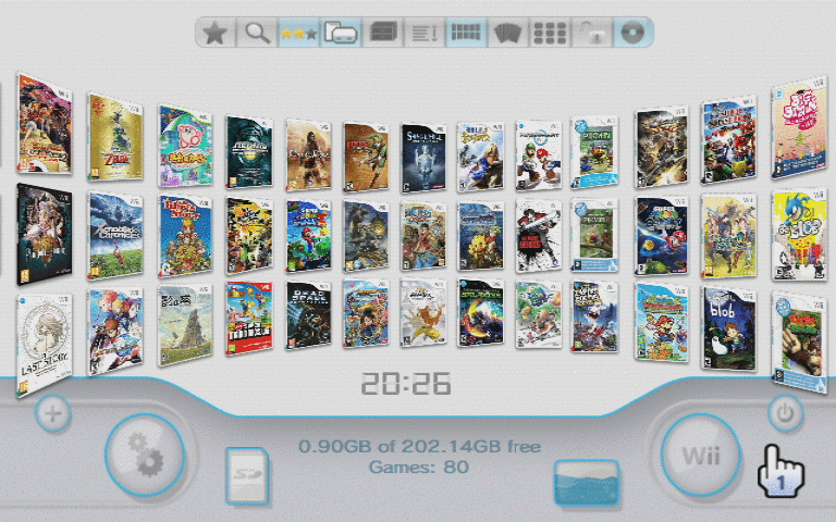 Usb loader gx 4 3 e download | Descargar usb loader gx wii 4