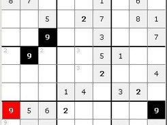 An implementation of the Sudoku game using Vaca