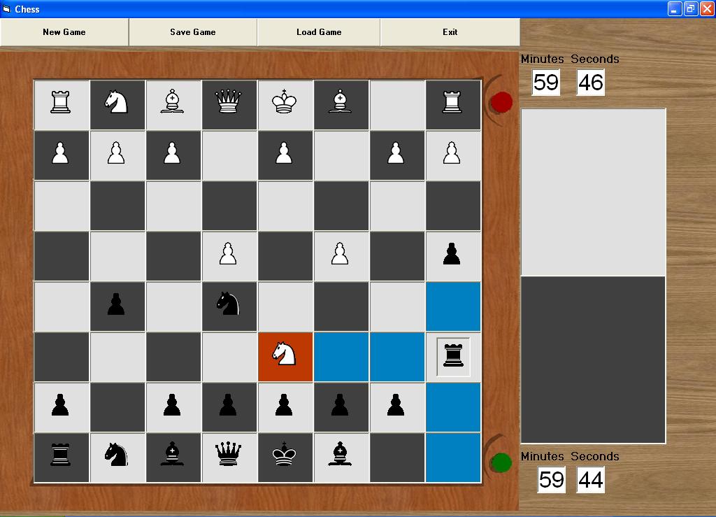 Visual Basic Chess Game Source