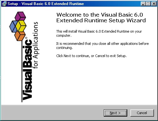 Visual Basic 6 0 Runtime Plus download | SourceForge net