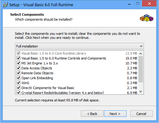 runtime vb6
