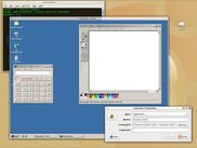 Windows 2000 autostarted by VBoxTool, accessed by rdesktop