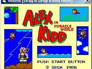 Alex Kidd in Miracle World!