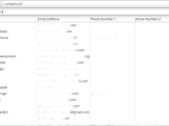 VCF Reader download | SourceForge net