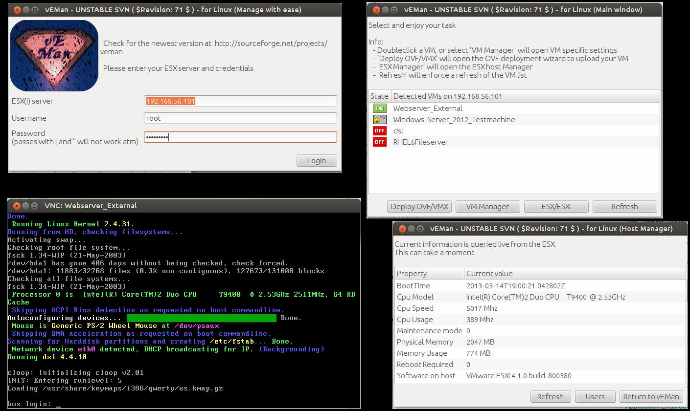 veman - vmware esx/esxi manager download | sourceforge