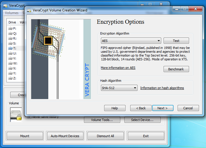 Windows 7 VeraCrypt 1.24 Update12 full
